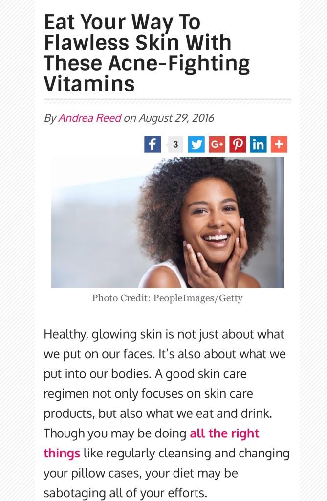acne-fighting-vitamins