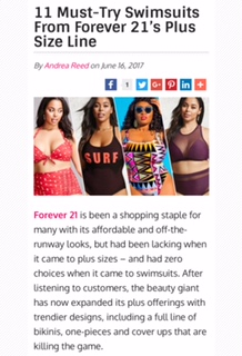6f94f0047d4 11 Must-Try Swimsuits From Forever 21 s Plus Size Line – Andrea ...